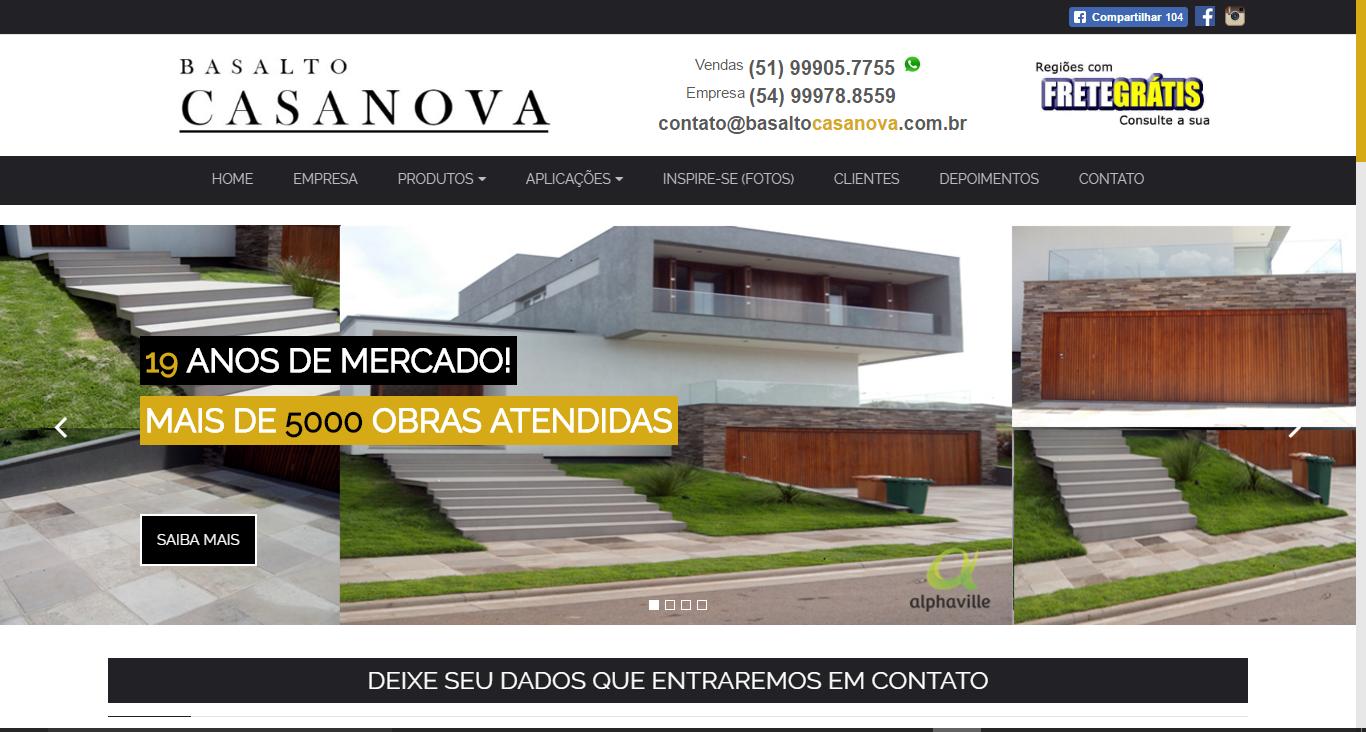 Basalto Casa Nova