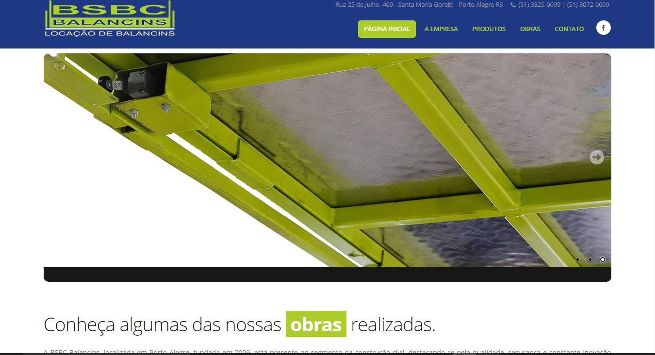 Projeto BSBC Balacins
