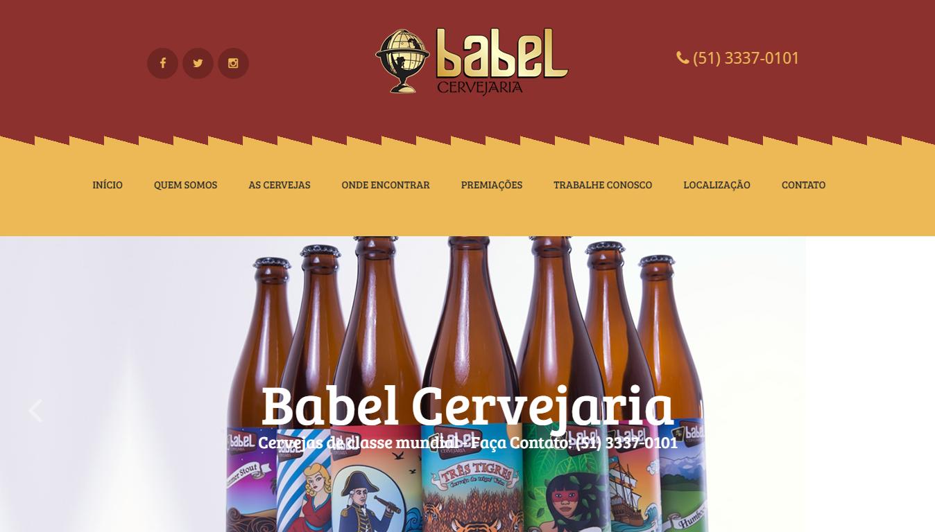 Cerveja Babel