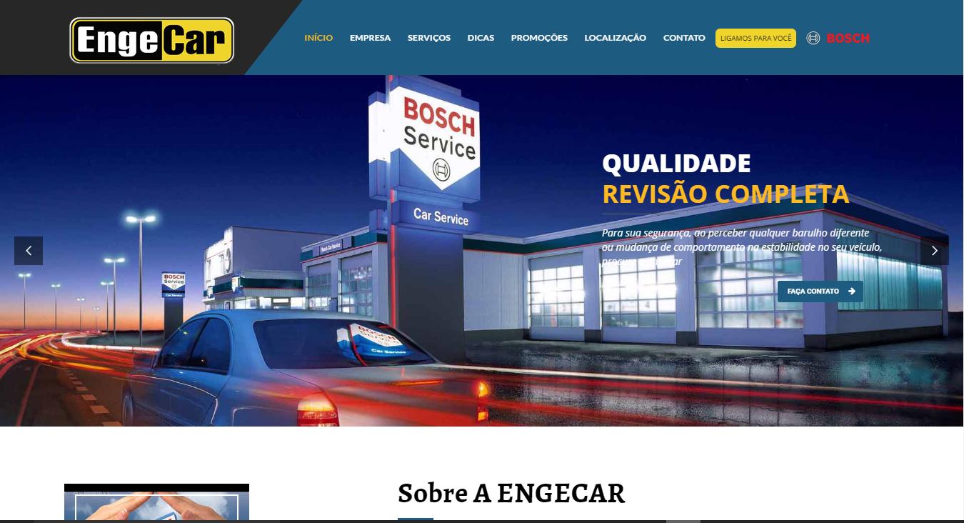 Engecar Bosch Service