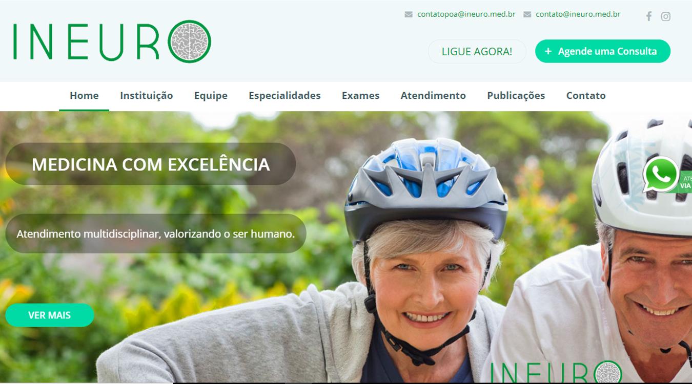 Projeto Clínica Ineuro