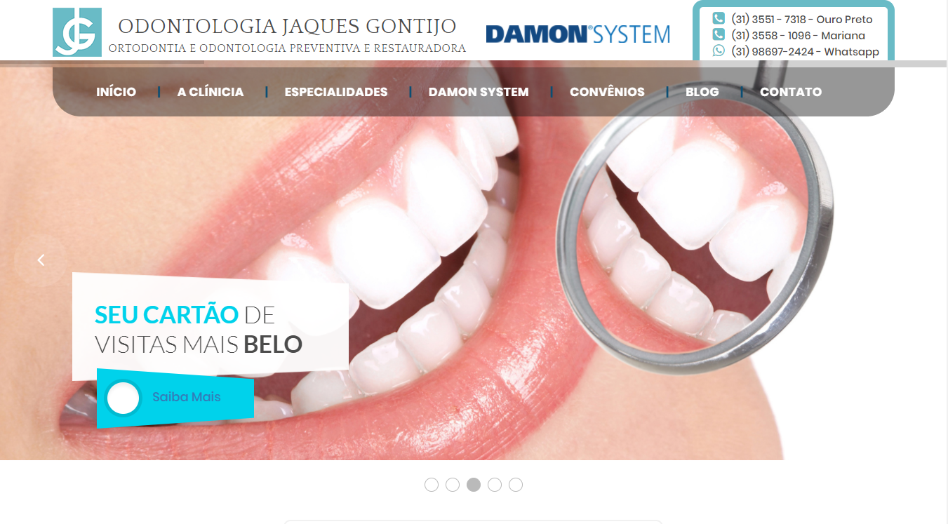Odontologia Jaques Gontijo
