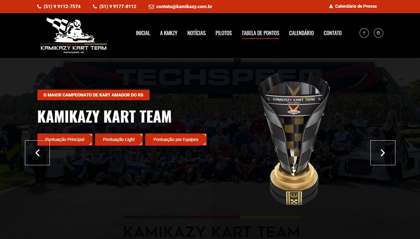 Kamikazy Kart Team