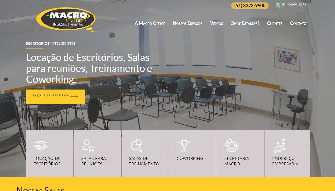 Projeto Macro Office