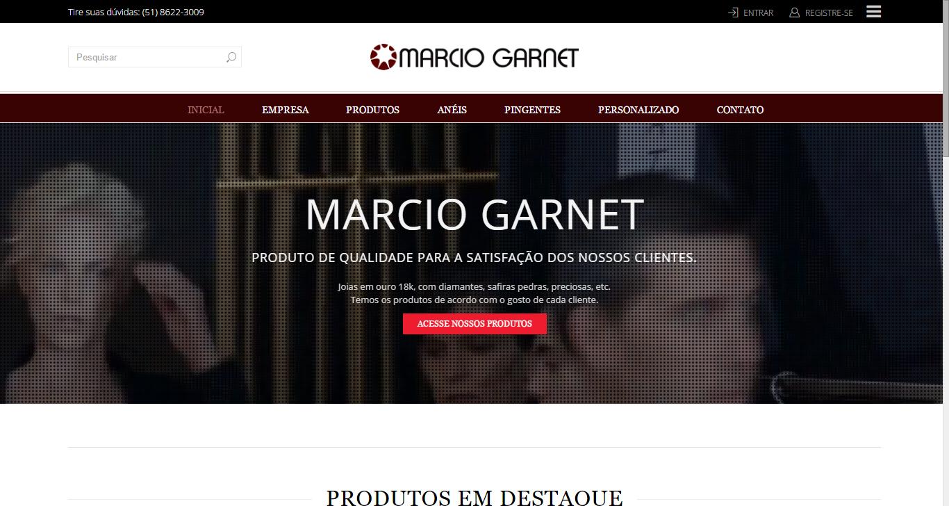 Márcio Garnet Jóias