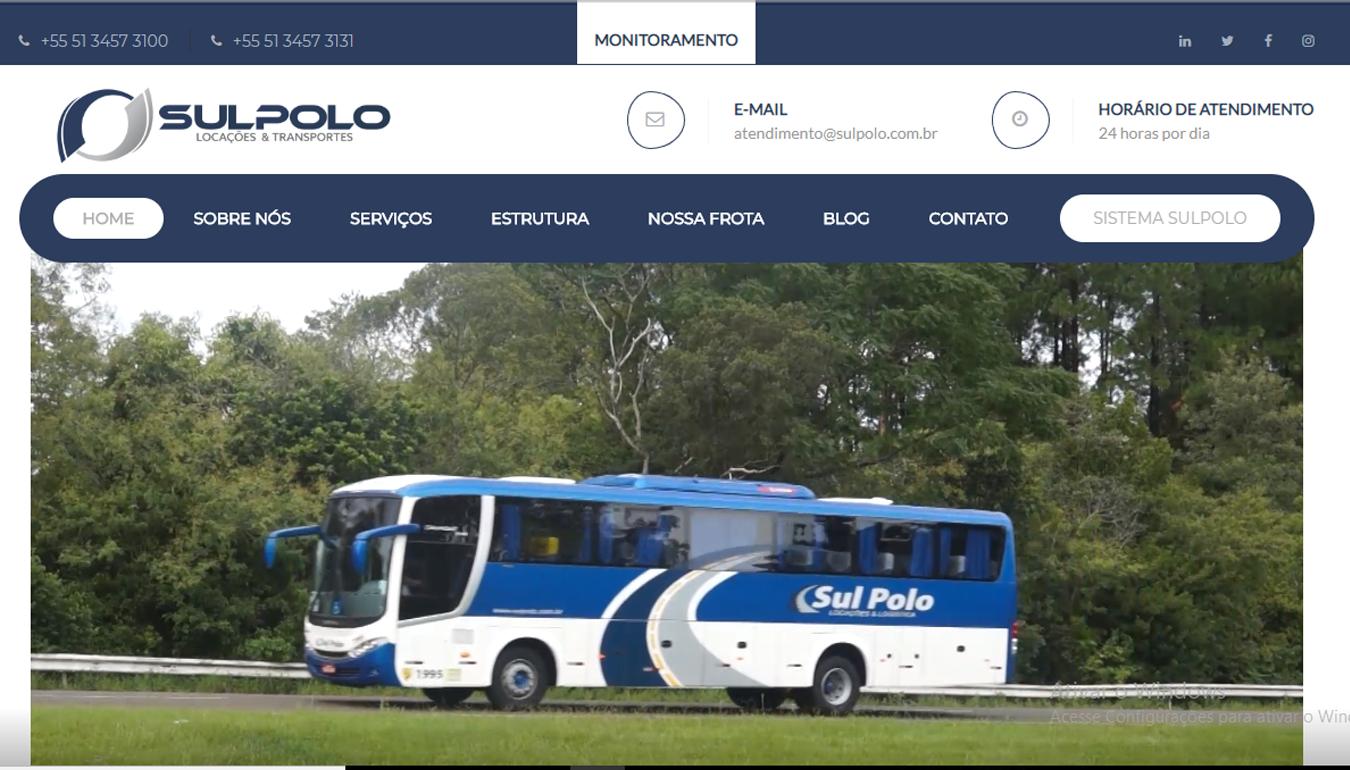 SulPolo - Transporte e Logística