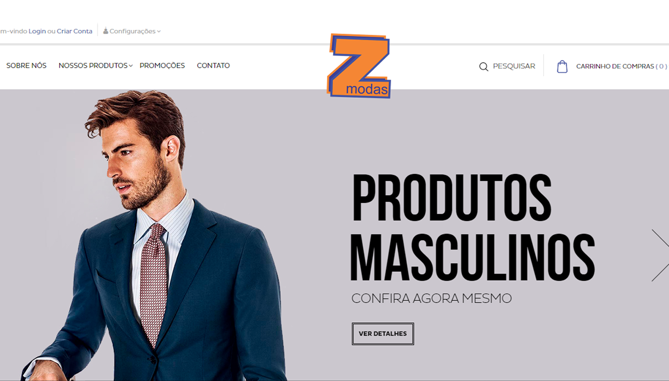 Projeto Zulu Modas